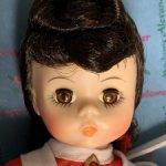 Винтажная кукла Madame Alexander Little Women dolls in original box, Jo