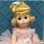 Винтажная кукла Madame Alexander ballerina MADC dolls in original box, страна происхождения - США