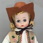Madame Alexander Cow Girl doll