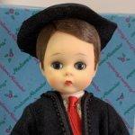 Madame Alexander Spanish Boy doll in original box