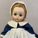 Винтажная кукла Madame Alexander Priscilla doll, страна происхождения - США