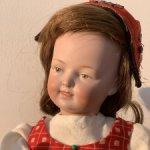 Антикварная кукла, Kestner, 185 (Германия)