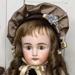 Антикварная немецкая кукла Kestner Germany 7 1/2 Excelsior