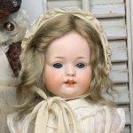 Антикварная немецкая кукла Bahr & Proschild 604