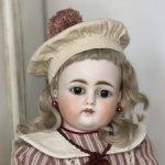Антикварная немецкая кукла Kammer & Reinhardt 192