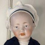 Антикварная кукла Hertel Schwab 151