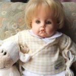 Кукла-ребенок от Hildegard Gunzel от Gotz (Готс)