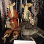 Чердачные куклы Крыски