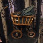 старинная коляска для кукол ,репродукция , Винтаж