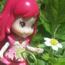 Мои любимые ягодные куколки