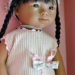D'Nenes Polynesian Marieta Doll (Little Huahine)