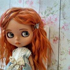 """Blythe Кукла Блайз """"Челси"""", ООАК,кастом"""