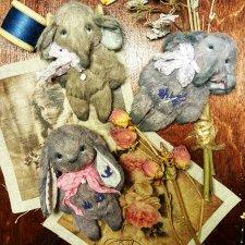Теддики для кукол