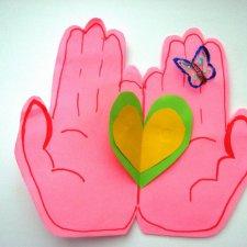 Распечатки валентинок и конвертов ко дню Святого Валентина для наших кукол