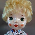 Кукла СССР, Наташа с зубками.