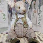 Тедди. Кролик Мартин Скидка!!!