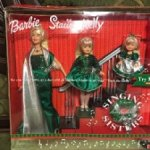SINGING HOLIDAY SISTERS Барби, Стейси, Келли 2000г.