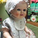 Антикварная кукла Pummel