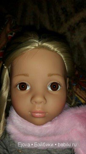 Кукла Gotz Клара