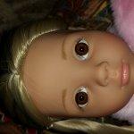 Подскажите кукла Gotz  бракована или нет