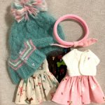 Лот одежды для кукол Холала/Holala, Хачичи/Hachichi