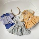Комплекты для кукол минуш/minouchе.