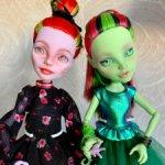 Лот из двух кукол монстер хай/ Monster High ООАК