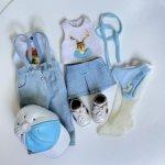 Лот одежды для кукол Паола Рейна/Paola Reina