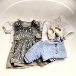 Комплект одежды для кукол фануш/fanouche от Gotz