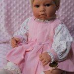 "Малышка ""Baby Blocks"" от lee Middleton"