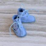 Продам ботиночки для девочек Бонек