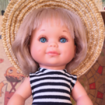 Бетти с голубыми глазками Lamagik Magic Baby