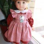 Кукла немецкая Zapf Colette новая винтажная