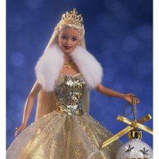 Новогодняя Барби (юбилейный выпуск 2000 года)