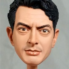 Временно - 14000. Джефф Голдблюм. Шарнирная фигурка формата 1/6 с редким скульптом.