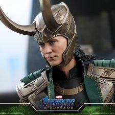 Преордер! Hot Toys Loki Avengers Endgame (релиз 2-3 кв. 2021)