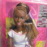 """Barbie Барби йога афроамериканка """"Безграничные движения"""" MTM от Mattel."""