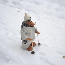 Зимние забавы, автор Надя Нико