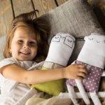 Куколка- сплюшка