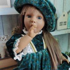 Кукла характерная.Arias