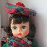 Шотландочка от мадам Александр