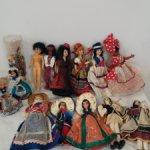 Сувенирные куклешки