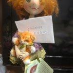 Авторская, текстильная кукла