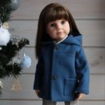 Пальто для кукол Gotz, Zwergnase, Finouche