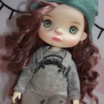 Одежда для кукол Холала Pipita Holala Шапка