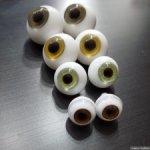 Глаза для кукол на выбор 12 мм 14 мм