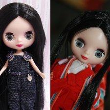 Блайз Мини кукла куколка коллекционная Tsuki азиаточка Blythe Петит Петитка Petite Оригинал Takara