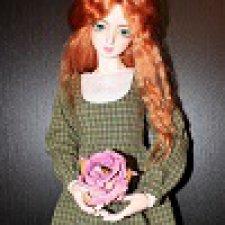 Последние розы. Withdoll Cecily