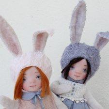Зайки и мышки-самые сладкие девочки