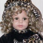 Cat's Meow автор Донны Руберт куколки Artista Dolls 2006 год.